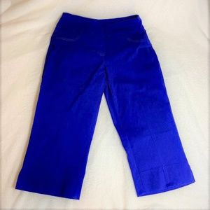 Ruby Rd. Slimming Contour Capri Pants 6P